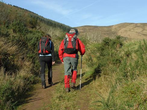 Ballyhoura Mapped Walks