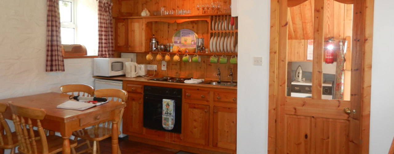 Inside Darragh Cottages